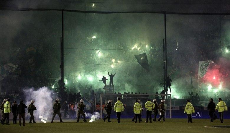 Kerusuhan Derby Athena Membuat Presiden Panathinaikos Mundur