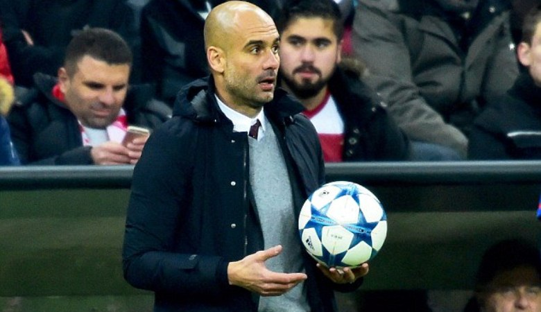 Manchester City Siap Menjadikan Guardiola Sebagai Manajer Paling Mahal