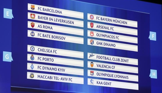 Membaca Persaingan Akhir Fase Grup Liga Champions