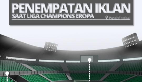 Di Mana Saja Ada Iklan Saat Liga Champions?
