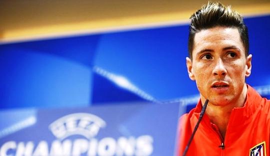 Mencari Gol Pertama dan ke-100 milik Fernando Torres di Eurasia