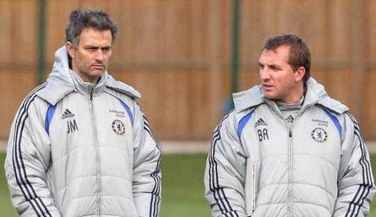 Pengganti Mourinho? Brendan Rodgers!