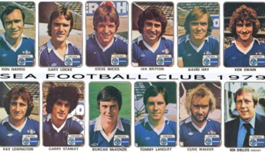 Tujuh Kekalahan dari 12 Laga, Chelsea Degradasi pada Musim 1978-1979