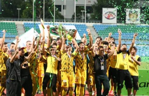 DPMM, Klub Milik Pangeran Brunei yang Mengaum di S-League