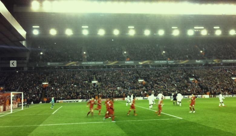 Pengalaman Menonton Pertandingan di Stadion Anfield