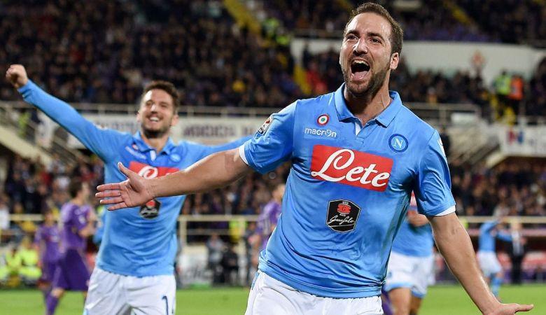 Napoli vs Milan Bukan Hanya Adu Tajam antara Higuaín dan Bacca