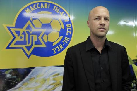Jordi Cruyff, Sosok di Balik Superioritas Maccabi Tel Aviv di Israel