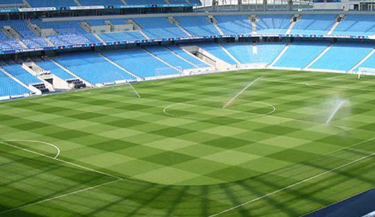 Fungsi dan Cara Membuat Pola di Rumput Lapangan Sepakbola