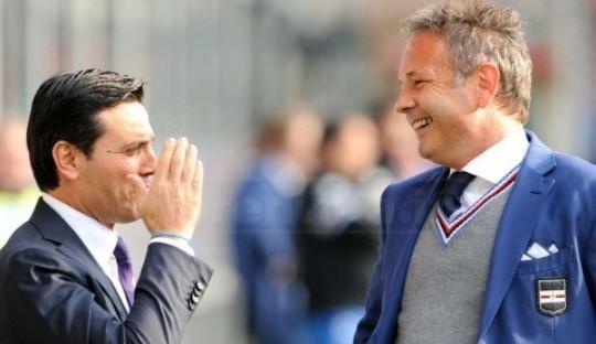 Adu Cerdik Dua Bintang Alumnus Sampdoria