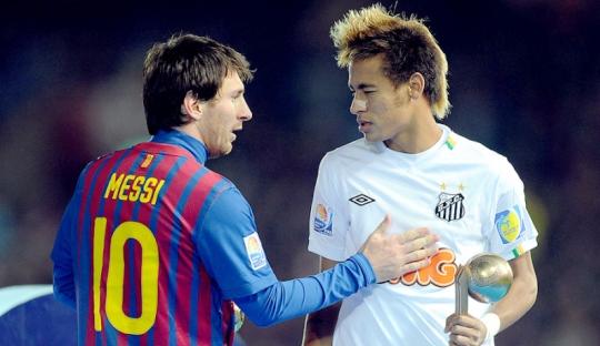 Neymar Jr dan Gaya Rambut yang Menginspirasi Anak-Anak Brasil