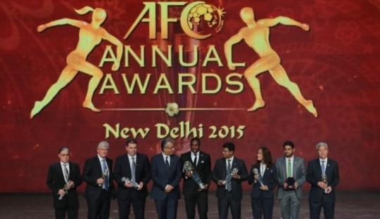 Jepang Borong Penghargaan Di AFC Awards 2015