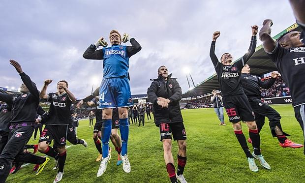 Kesebelasan Spesialis Bola Mati, FC Midtjylland