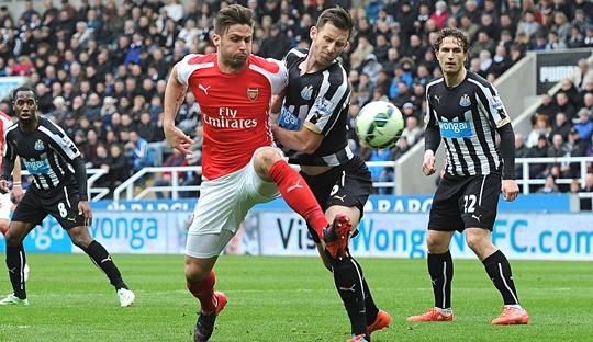 Giroud Bukan Pembawa Keberuntungan Melawan Sunderland