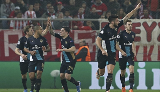 Keberhasilan Giroud Atasi Siovas, Kunci Kemenangan Arsenal