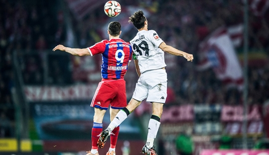 Menyambut Kekalahan Pertama Bayern