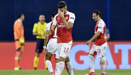 Arsenal dan Kutukan Matchday 6 di Olympiakos