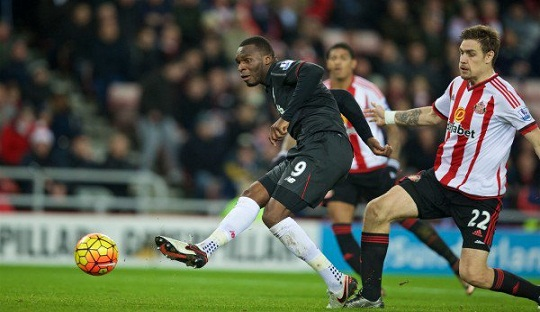 Benteke Kembali Berikan Liverpool Tiga Poin