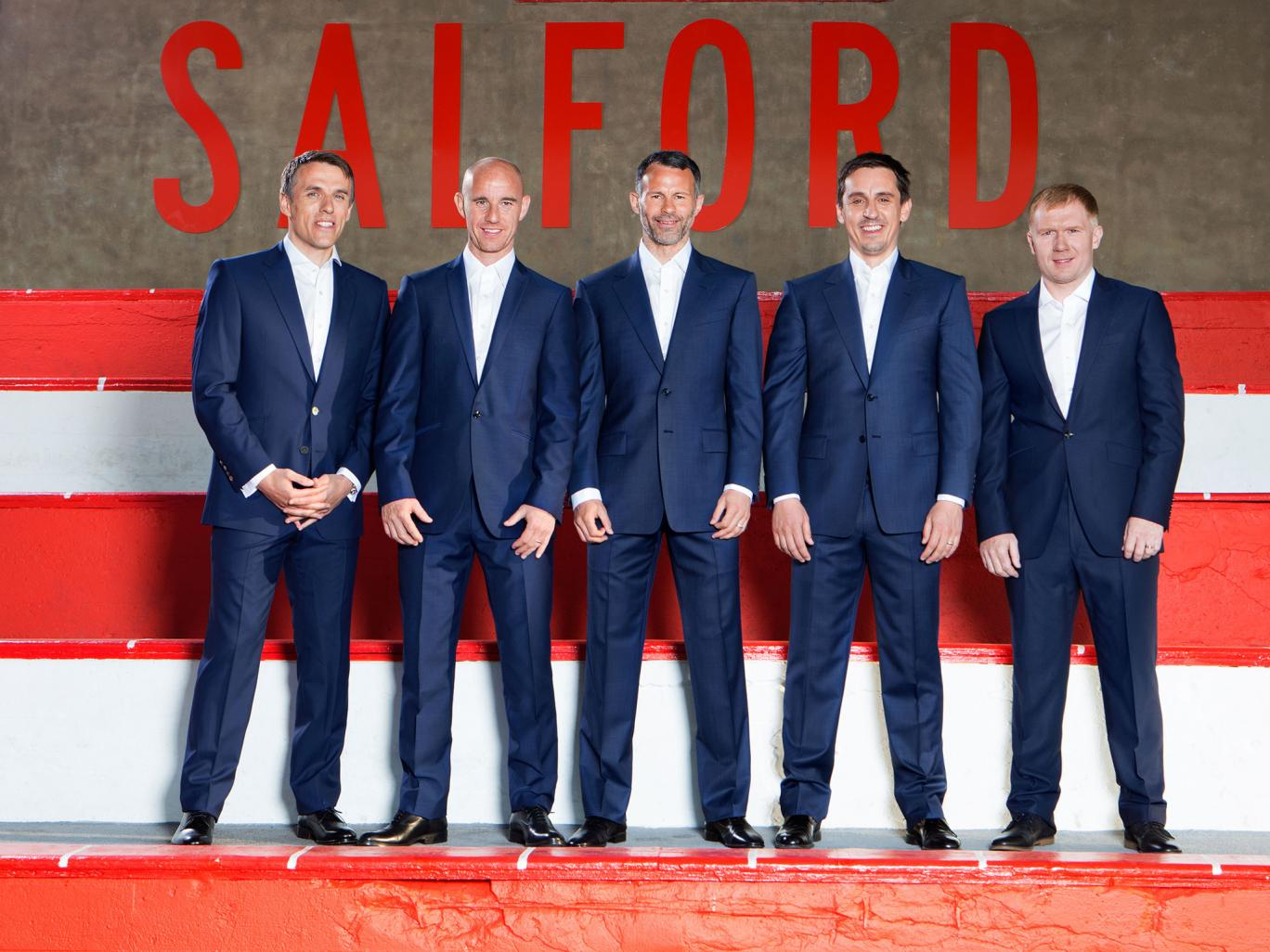 Salford Class of 92