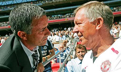Cerita Tidak Terduga, José Mourinho (Akan) Menangani Manchester United