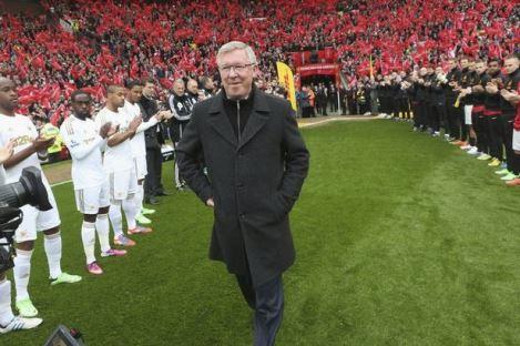 Waktunya Move On dari Sir Alex Ferguson