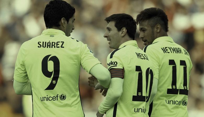 Luis Suárez, Penyerang Terbaik di Dunia Saat Ini (?)