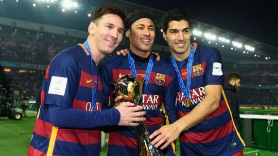 Villa Bandingkan Tridente Saat Ia Masih di Barca dengan Trio MSN