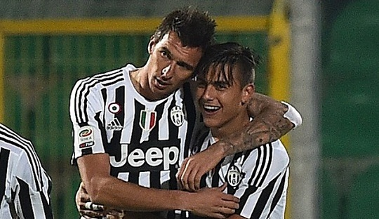 Menuju Kesempurnaan Lini Depan Juventus