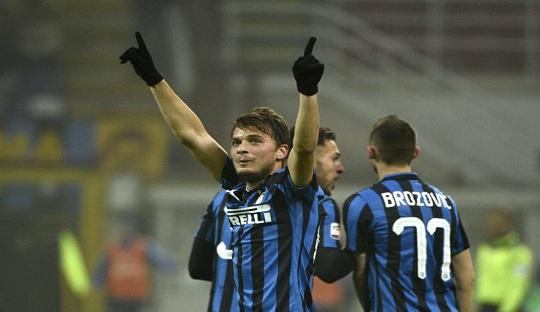 Adem Ljaji?, Penebus Dosa Lini Depan Inter Milan