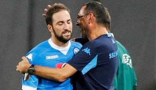 Napoli Butuh Pencetak Gol Andalan Selain Gonzalo Higuaín