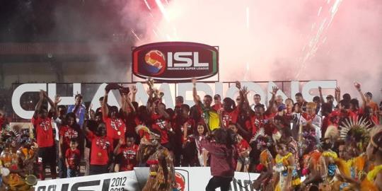 Mengenang Musim Terburuk Persipura Jayapura di Era Liga Indonesia