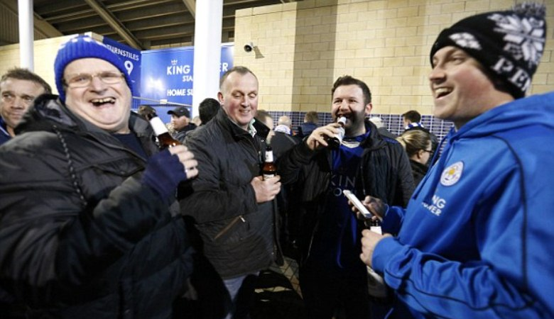 Akhir Tahun yang Menyenangkan untuk Leicester City
