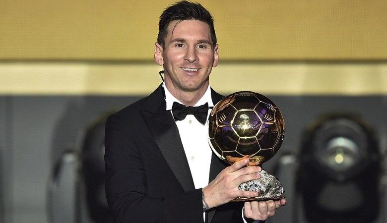 Messi Ingin Tukar Gelar Ballon d'Or dengan Trofi Piala Dunia