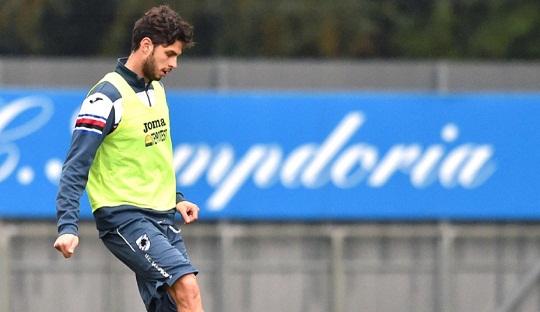 Ranocchia Hengkang ke Sampdoria Agar Dilirik Antonio Conte