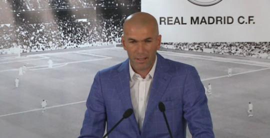 10 Kunci Kepelatihan Menurut Zinedine Zidane