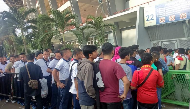 Penonton Asing di Final Piala Jenderal Sudirman