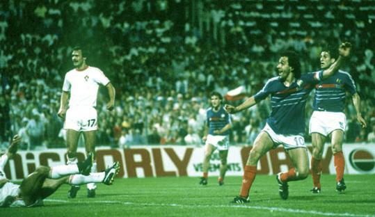 Prancis, Kelanjutan Siklus 16 Tahun, dan Kenangan 1984 di Piala Eropa 2016
