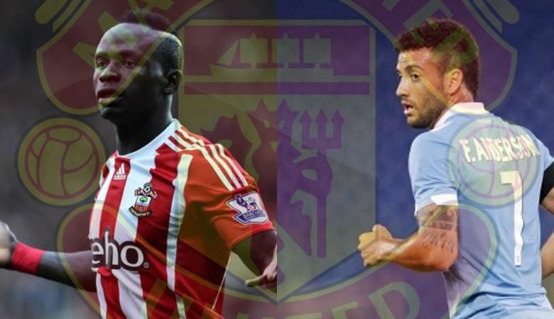 Man United di Antara Mané atau Anderson