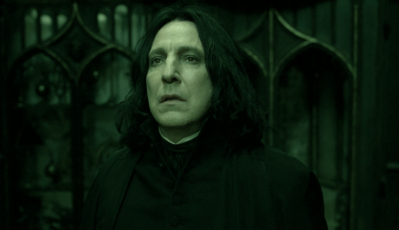 Profesor Snape dan Mereka yang Dicintai Setelah Pergi