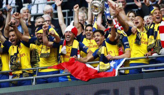 Hasil Undian Piala FA: Kesempatan Arsenal Pecahkan Rekor