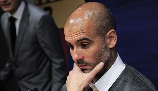 Permintaan Maaf Pep Guardiola