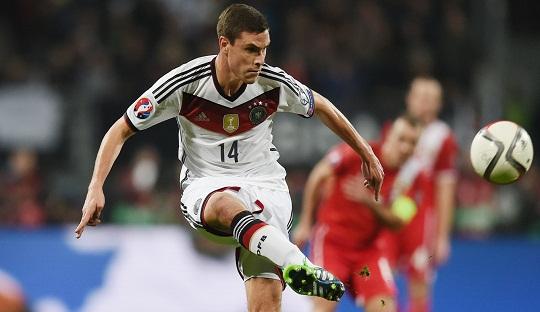 Jonas Hector, Pemain Koln Kedua yang Bermain untuk Timnas Jerman
