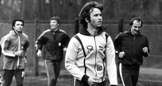 Hiddink kala masih bermain untuk De Graafschap