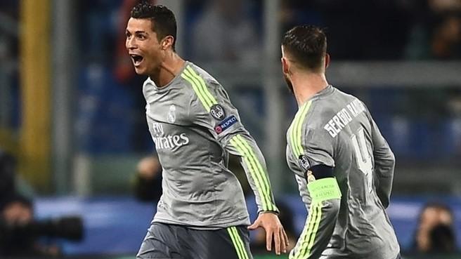 AS Roma dan Ketakutan akan Ronaldo