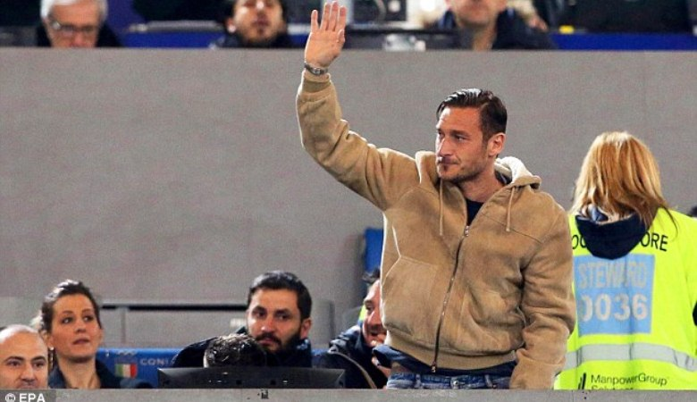 Pembelaan-Pembelaan untuk Francesco Totti