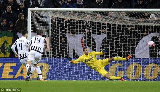 Kemewahan Cinderella pada Inter Milan Musim ini