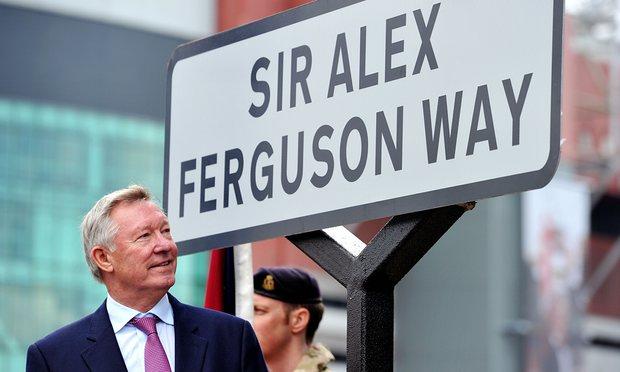 Jauhkan Ferguson dari Old Trafford