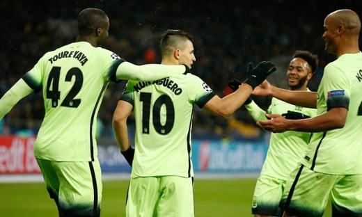 Sejauh Mungkin untuk Manchester City di Liga Champions