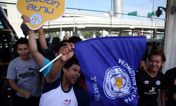 Leicester Sekarang Dianggap Kesebelasan dari Thailand