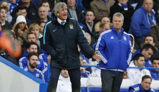 Dua Alasan Mengapa City Dibantai Chelsea 1-5