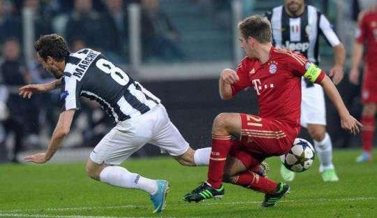 Potensi Juventus Jungkalkan Bayern di Juventus Stadium